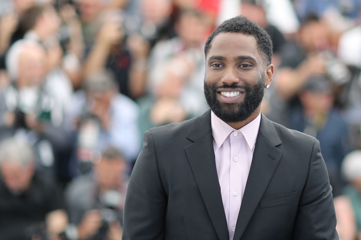 John David Washington Marvel