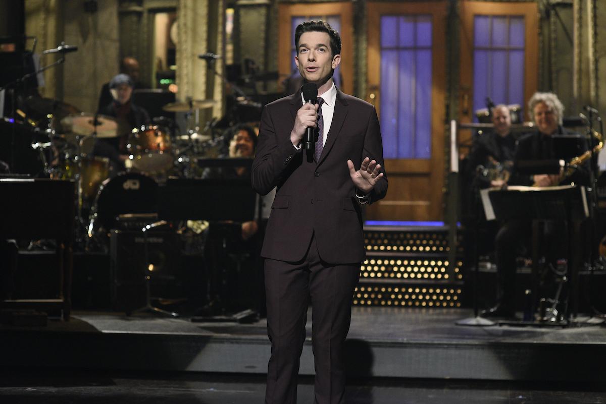 John Mulaney on 'Saturday Night Live'