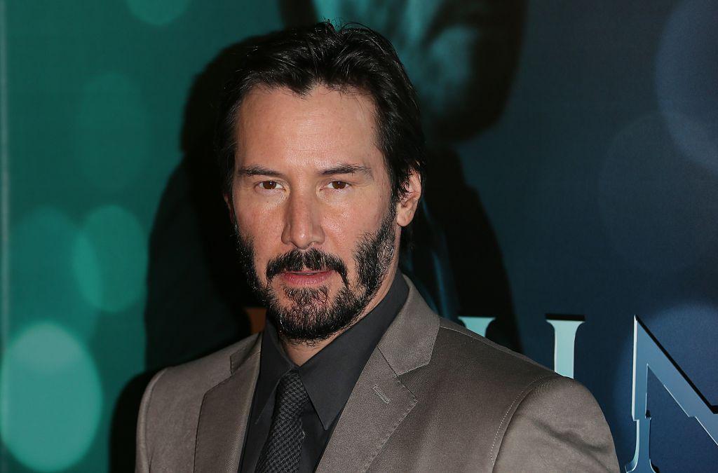 John Wick cast Keanu Reeves
