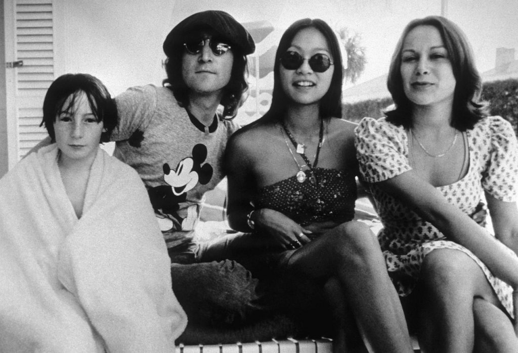 The John Lennon Song That Featured His 11-Year-Old Son on Drums