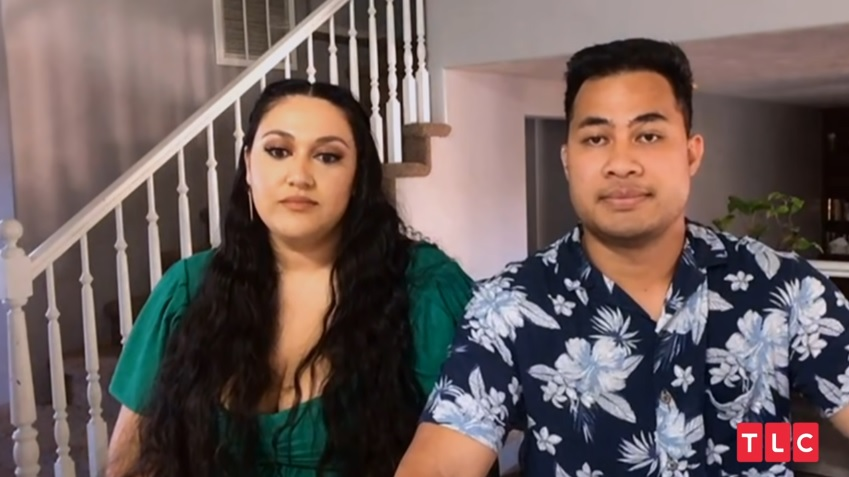 Kalani Faagata and Asuelu Pulaa on '90 Day Fiancé Happily Ever After'
