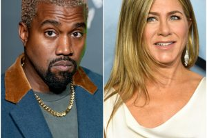 Kanye West Reacts to Jennifer Aniston Telling the Public Not to Vote for Him