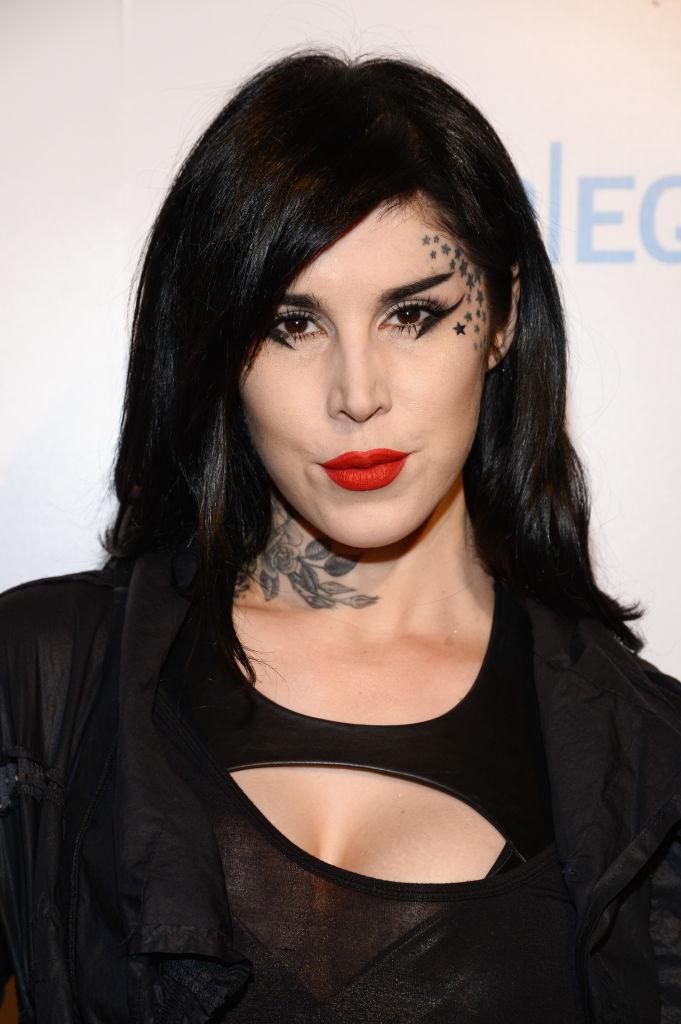 Kat Von D, makeup businesswoman and tattoo artist