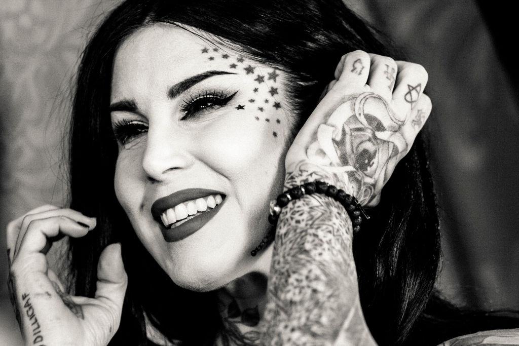 Kat Von D, tattoo artist