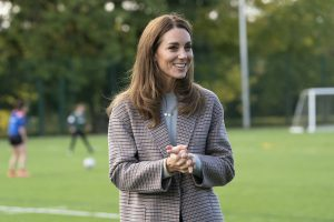 Kate Middleton's Checkered Coat Is a Fall Fashion Must-Have — Here's How You Can Get It!