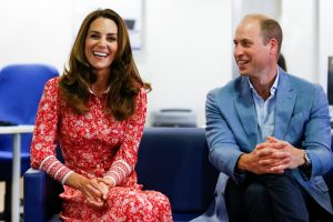 Kate Middleton Has Helped Calm 'Fiery' and 'Once-Petulant' Prince William Royal Expert Claims