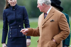 Prince Charles Was Once Reportedly Gravely Concerned For Kate Middleton's Health