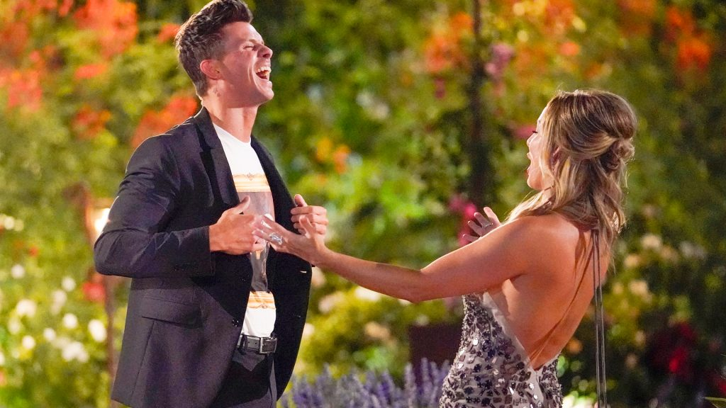 Kenny and Clare Crawley on 'The Bachelorette' Season 16