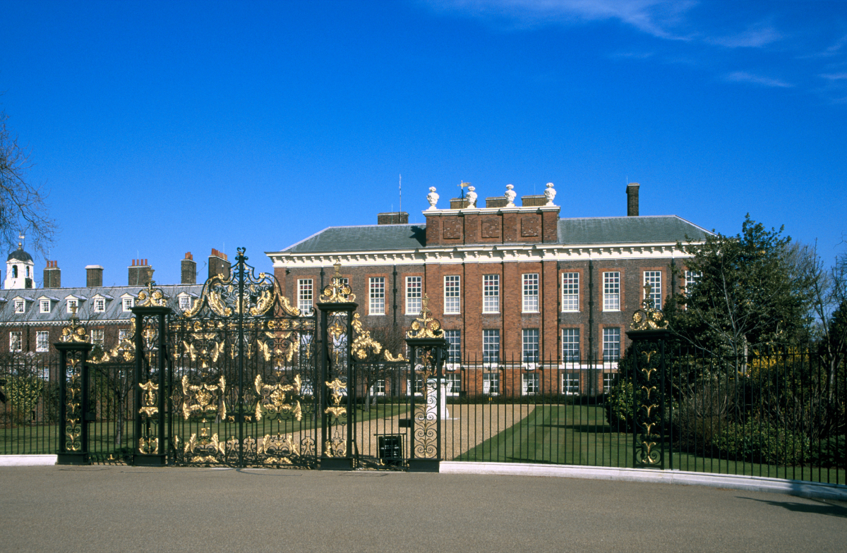 Kensington Palace Prince William Kate Middleton