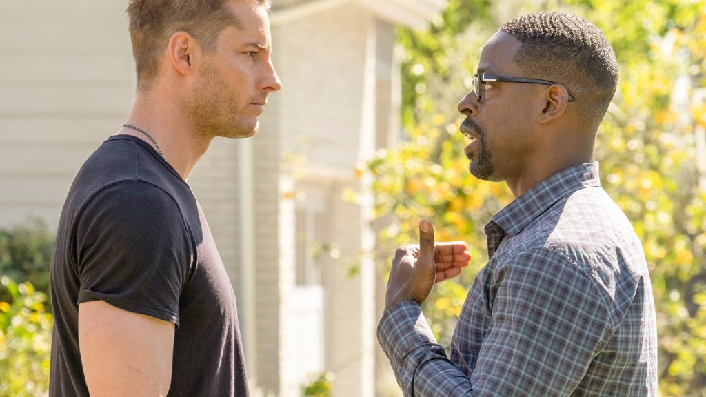 Kevin and Randall fight on 'This Is Us' Season 4 finale