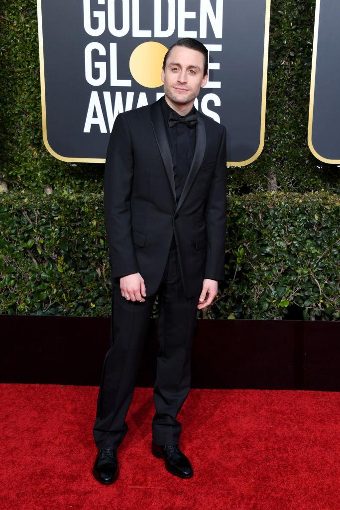 Succession cast member Kieran Culkin