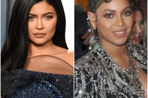 Kylie Jenner Accused of Copying Beyoncé With New Leopard-Inspired Photos