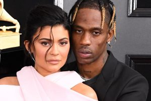 Kylie Jenner and Travis Scott Have Been Sneaking Around to Have Private Dinners Together