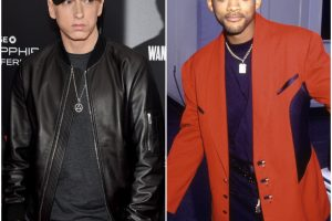 Inside Will Smith and Eminem's Feud