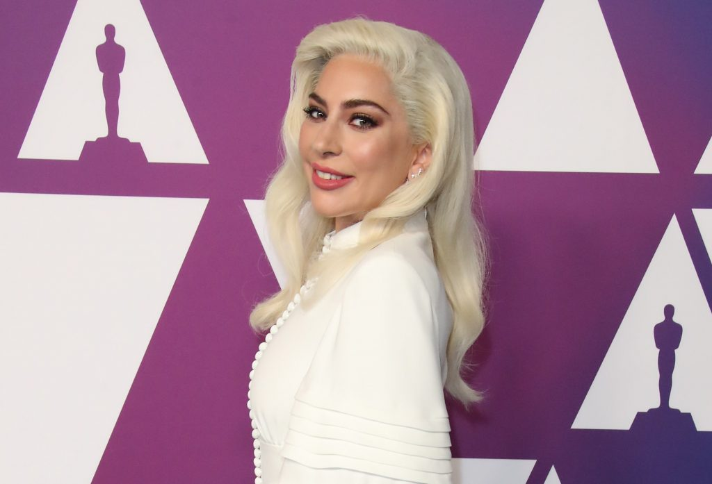Lady Gaga attends the 91st Oscars Nominees Luncheon