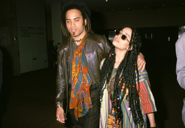 Lenny Kravitz's Mother Walked Out When She Realized He Married Lisa Bonet