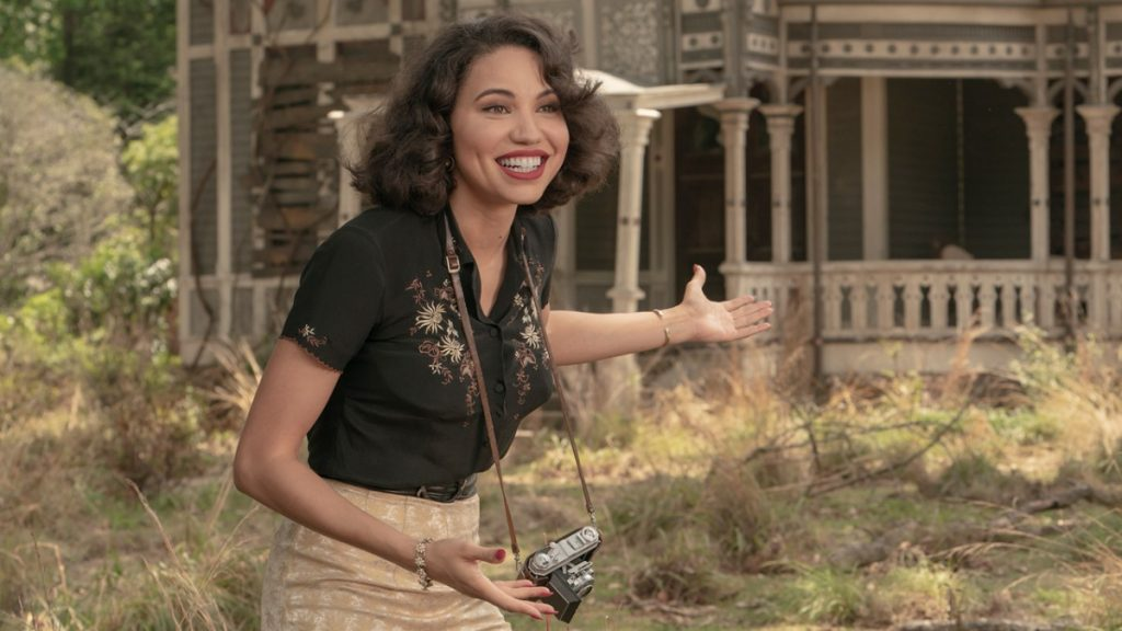 Jurnee Smollet as Leti in 'Lovecraft Country.'