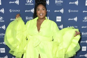 What is Lizzo's Favorite Red Carpet Look?