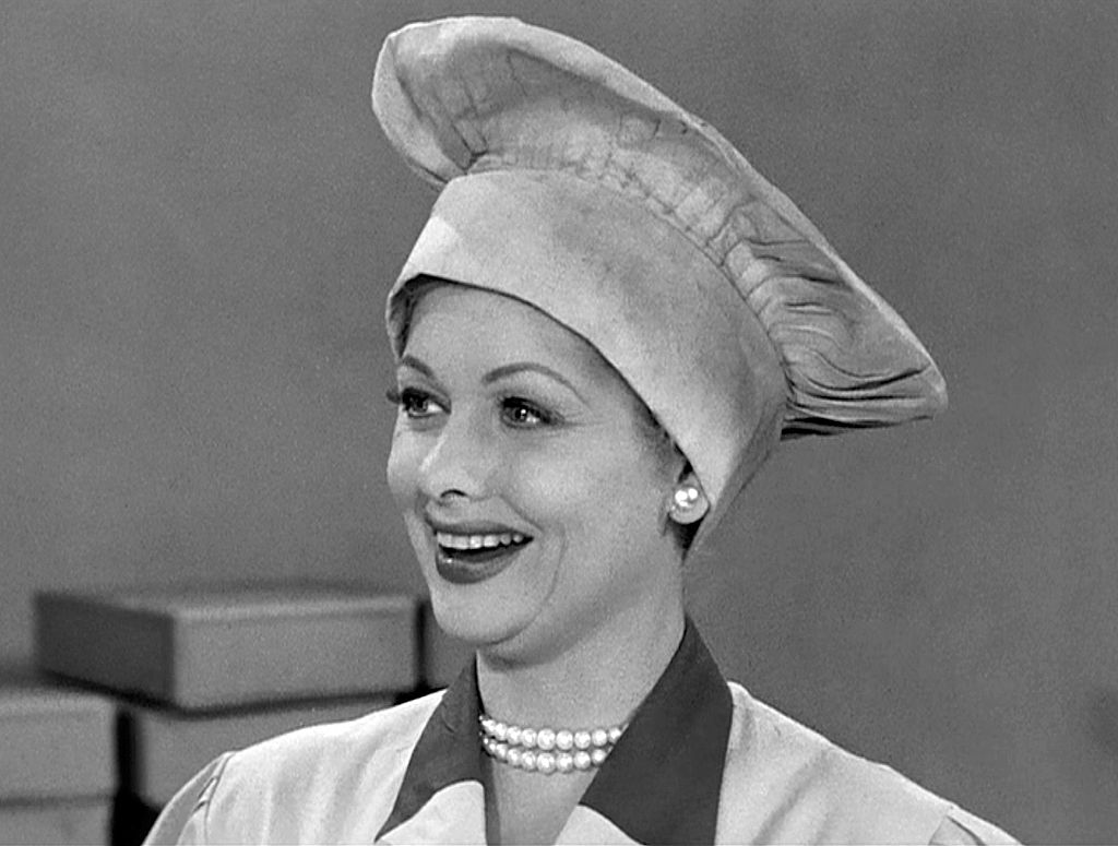 Lucille Ball on I Love Lucy