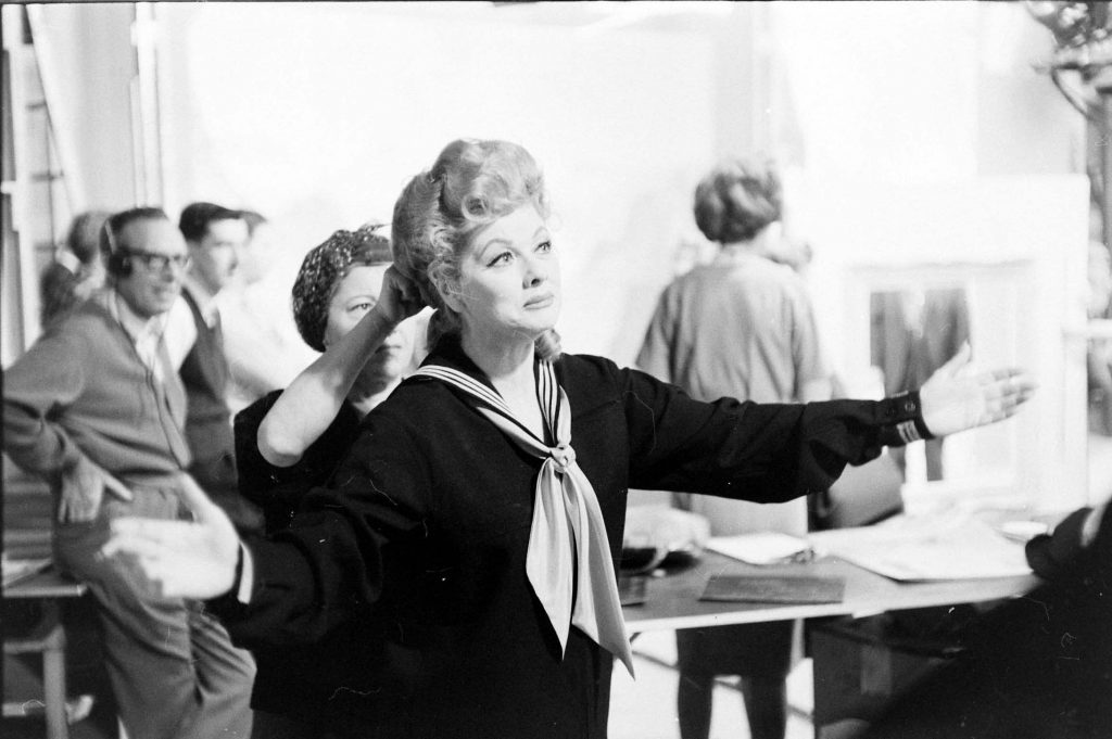 Lucille Ball in 1962 | Leonard Mccombe/The LIFE Picture Collection via Getty Images
