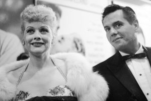 'I Love Lucy': Lucille Ball Said Desi Arnaz Woke Her Up in the Middle of the Night for Water