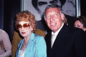 'I Love Lucy': What Lucille Ball Thought of Her second Husband's Parenting