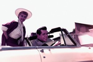 'I Love Lucy': Lucille Ball and Desi Arnaz's First Date