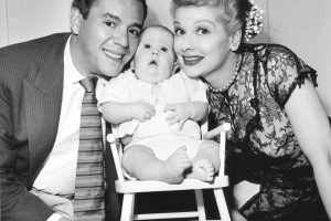 'I Love Lucy': Lucille Ball on Co-Parenting With Desi Arnaz