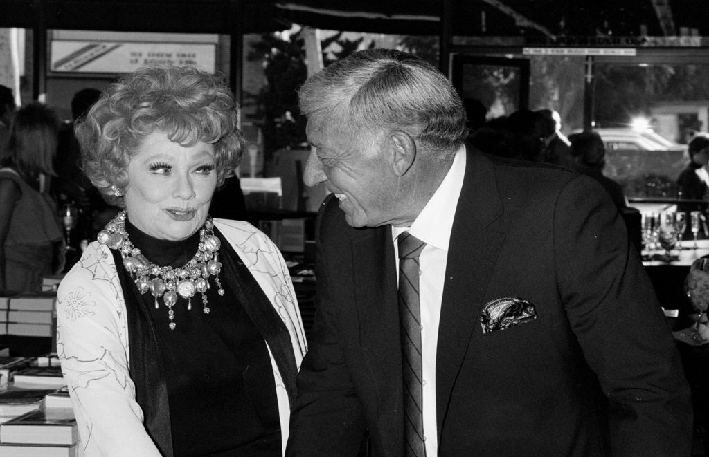 Lucille Ball and Gary Morton  |  The LIFE Picture Collection via Getty Images