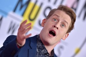 Macaulay Culkin's 'Home Alone' Screaming Face Mask Is Equal Parts Hilarious and Terrifying
