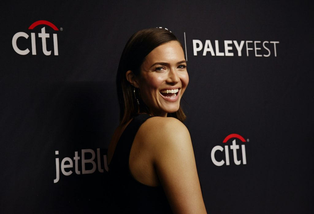 """Actor Mandy Moore attends The Paley Center for Media's 2019 PaleyFest LA """"This Is Us"""" at Dolby Theatre on March 24, 2019 in Hollywood, California"""