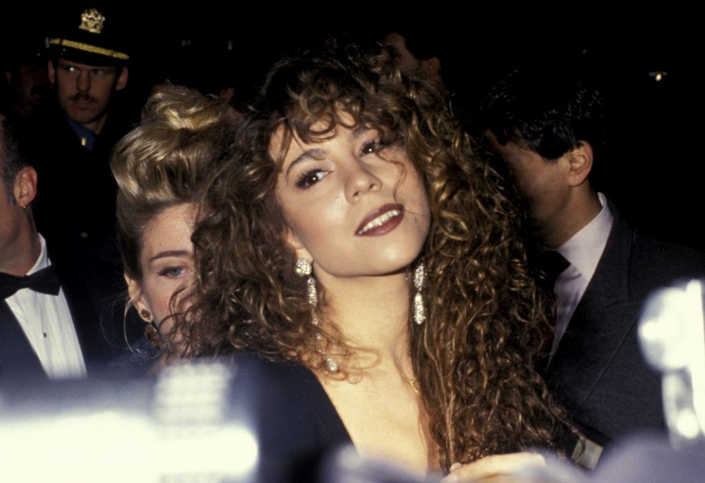 Mariah Carey   Jim Smeal/Ron Galella Collection via Getty Images