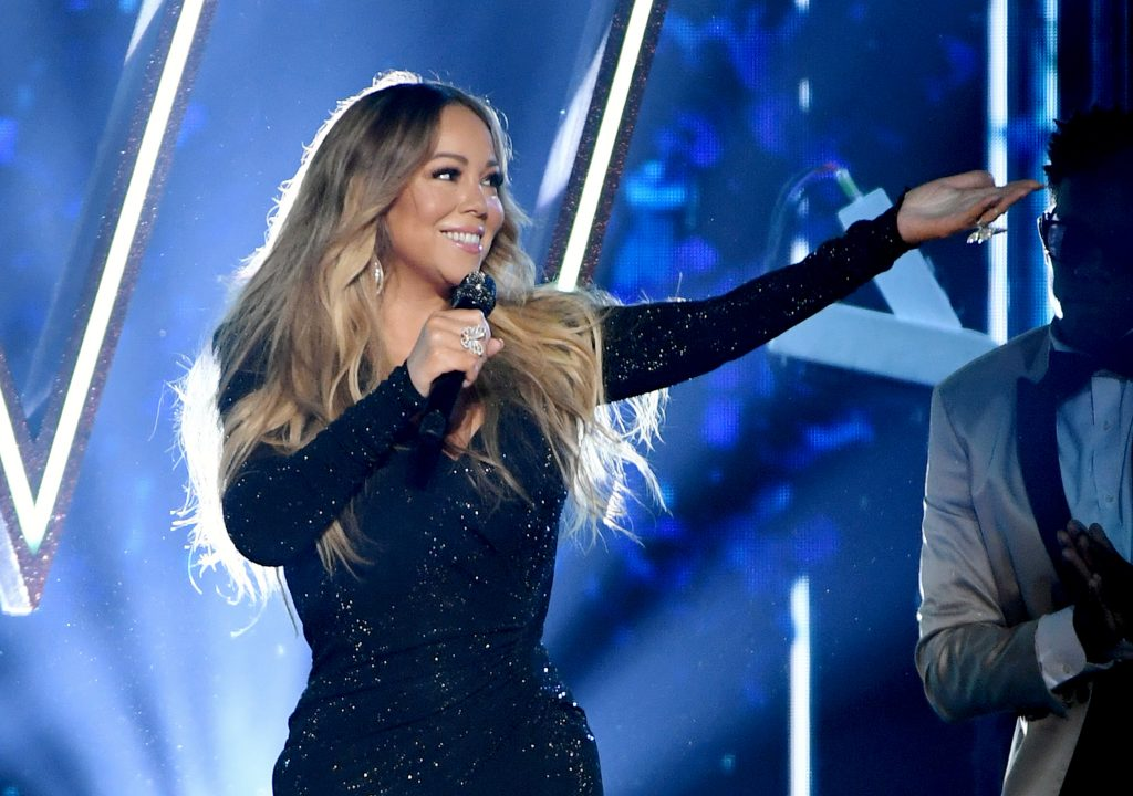 Mariah Carey |  Ethan Miller/Getty Images