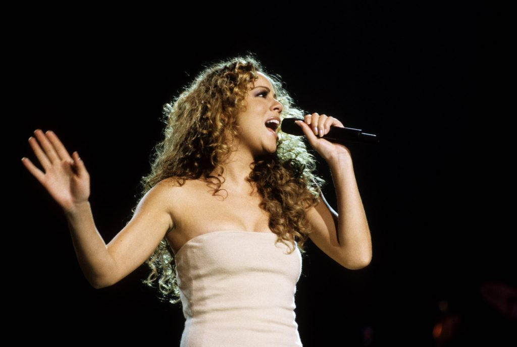 Mariah Carey | Bob King/Redferns