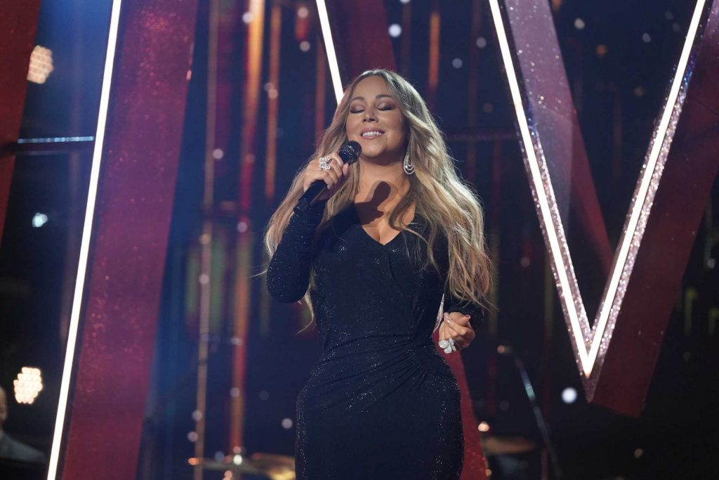 Mariah Carey | Todd Williamson/NBCU Photo Bank/NBCUniversal via Getty Images via Getty Images