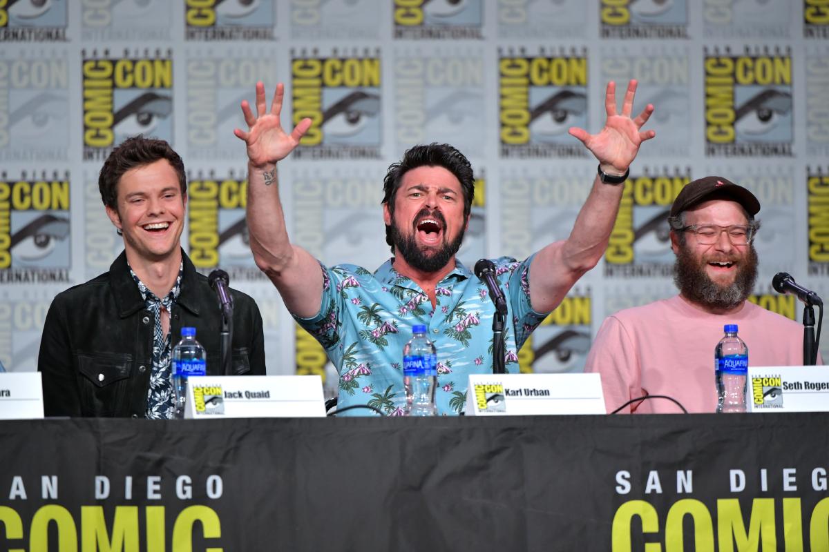 Marvel Wolverine Karl Urban
