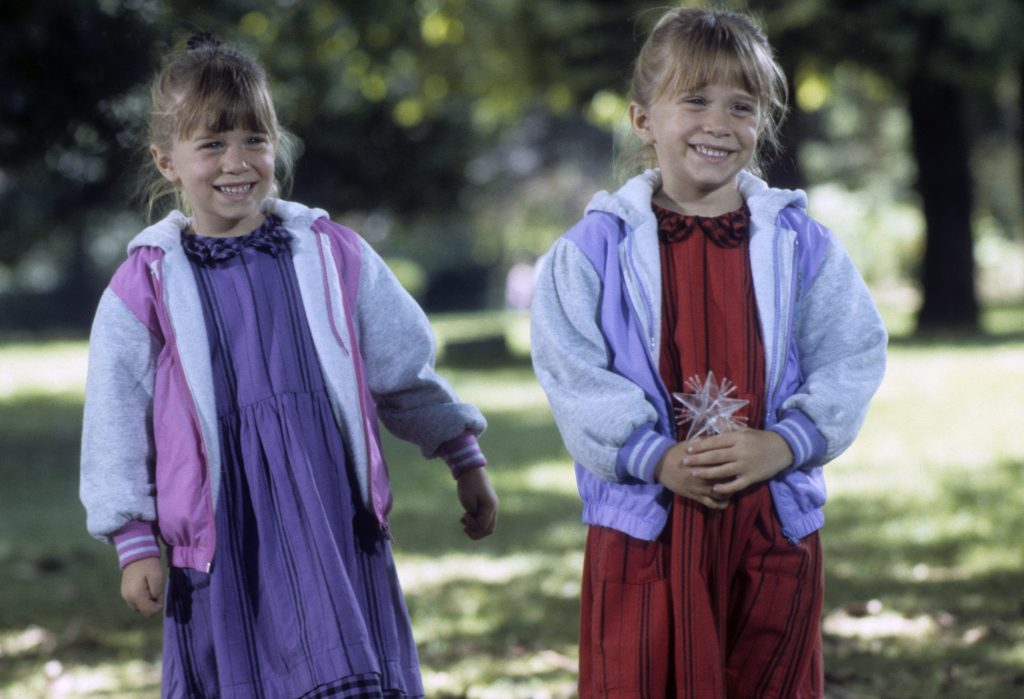 Mary-Kate and Ashley Olsen in 'Double, Double, Toil and Trouble'