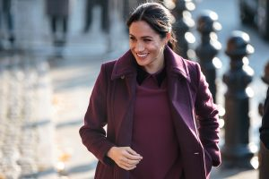 This New Photo Suggests Meghan Markle May Be Pregnant With Baby Number 2