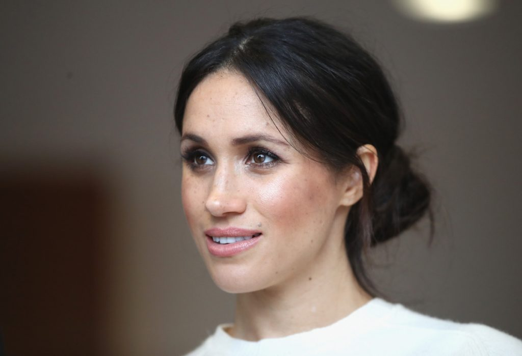 Meghan, Duchess of Sussex at a royal event