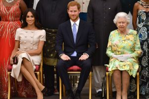 Queen Elizabeth Wanted Meghan Markle and Prince Harry To Move To This Country After Megxit, Book Explains