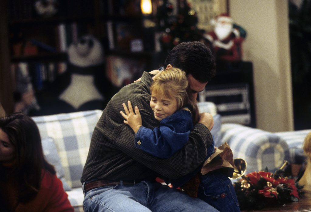 Character Michelle Tanner of 'Full House'