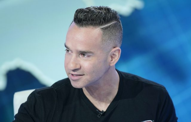 'Jersey Shore's Mike 'The Situation' Sorrentino Said This Was Always on TV in Prison
