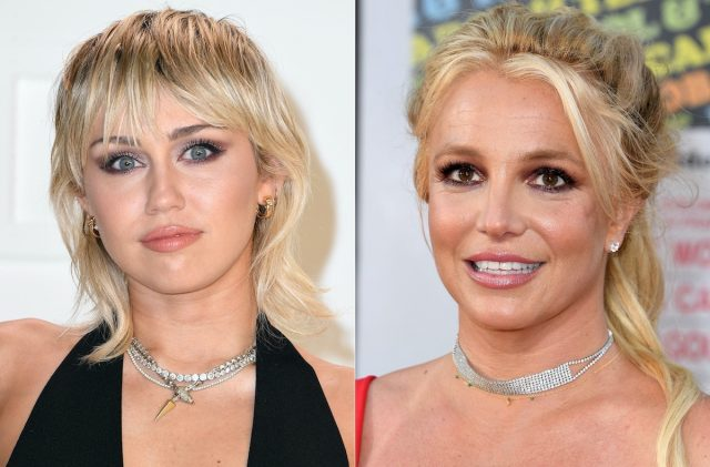 Miley Cyrus 'Melted Down' When She Saw This 1 Britney Spears Performance