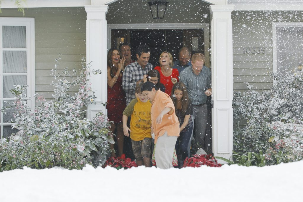 'Express Christmas' Episode of ABC's 'Modern Family'
