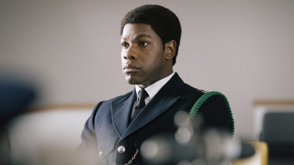 John Boyega as Leroy Logan