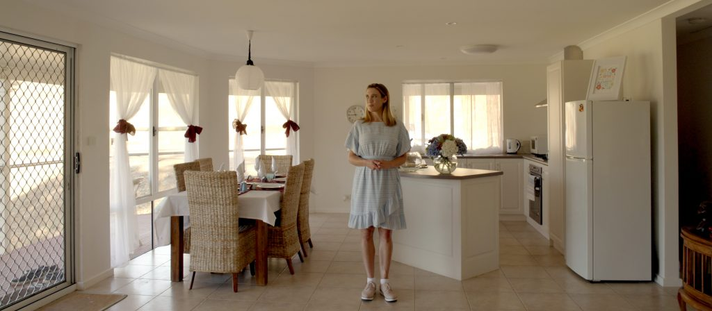 Nadia Collins in An Ideal Host