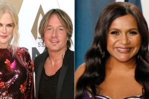 Nicole Kidman and Keith Urban Once Had a Baby in Secret, Like Mindy Kaling