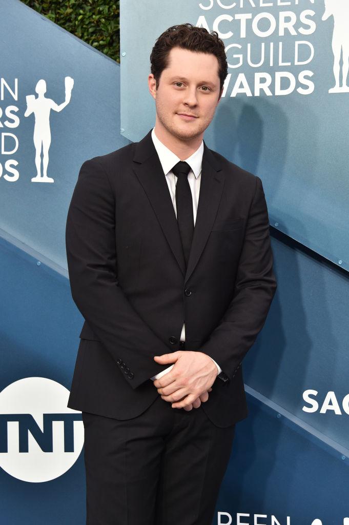 Schitt's Creek cast member Noah Reid