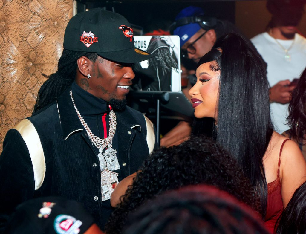 Cardi B Explains The One Reason She Keep Taking Back Offset