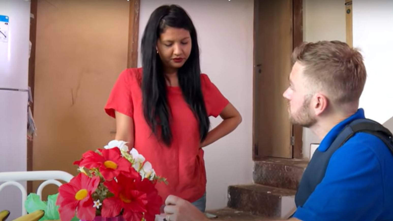 Paul Stehle and Karine Martins on '90 Day Fiancé'